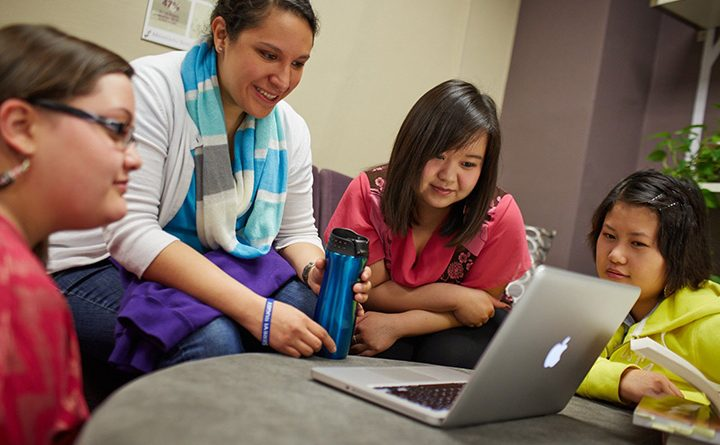 Women's Center educates students with PEACE Practices