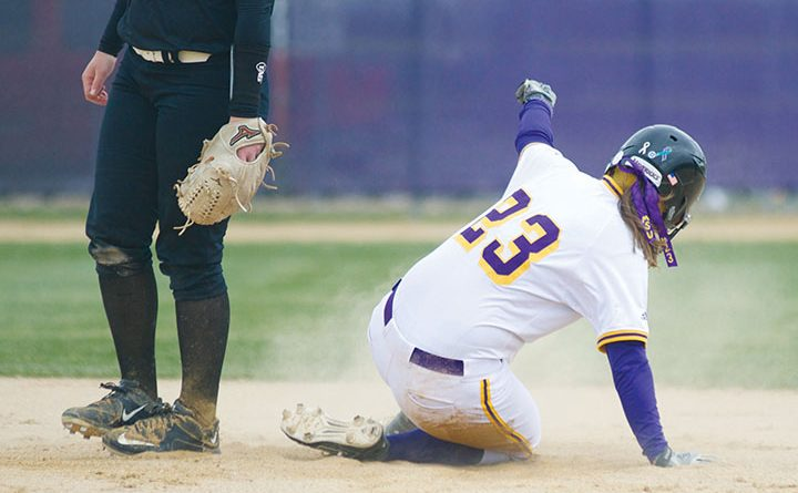 Softball keeps momentum up