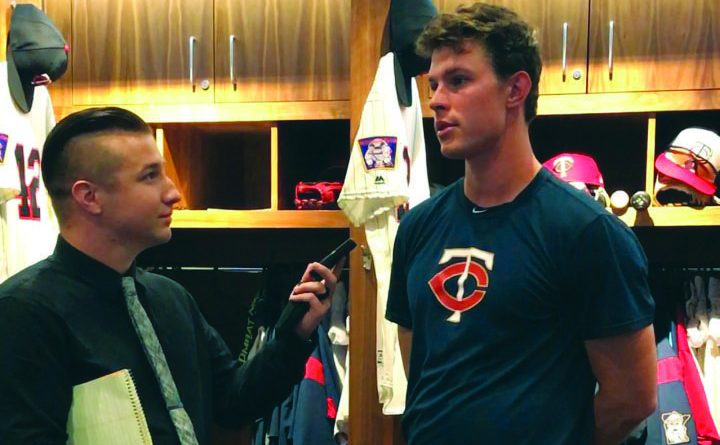 Twins victorious on MLB's Jackie Robinson Day