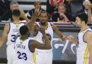 NBA Finals: everything is 'Golden'