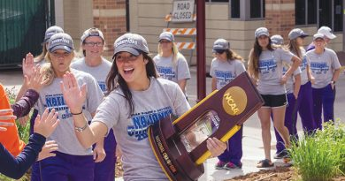 Maverick softball: NCAA Division-II Champs!