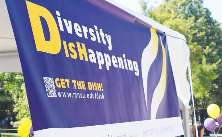MNSU's student diversity showcased at DISH Fair