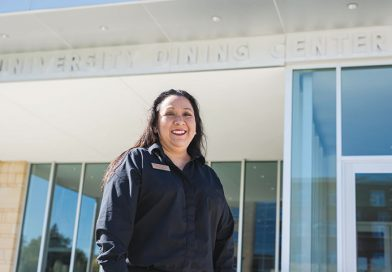 University Dining Center: fresh food and helping dreams come true